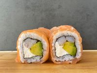21 - Ebi cheese roll