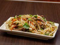 Chop suey  de carne