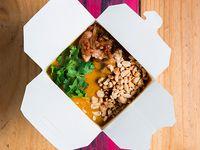 Curry salsa satay