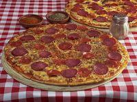 Promoción 3 - Dos pizzas familiares (38 cm)