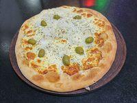 06 -  Pizza tradicional fugazzeta