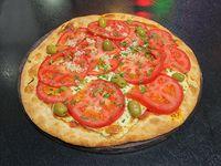 04 - Pizza tradicional napolitana