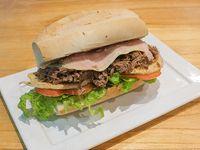 Sándwich clásico de vacío