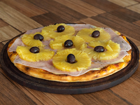 Pizza Jamaica