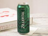Cerveza Zillertal lata 473 ml