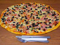 Pizza XXL napolitana (50 cm)
