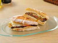 Sándwich bondiola con gluten