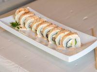 62 - Tempura ebi cheese roll