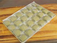 Caseritos de queso y espinaca (plancha)