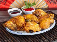 1 Pollo Completo Frito