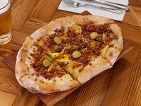Pizza con patata