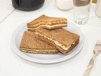 Media docena de sándwiches de miga