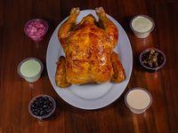 Promo - Pollo entero solo
