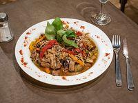 Bondiola al wok
