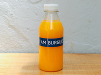 Jugo natural exprimido de naranjas 500 ml