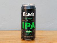 Cerveza Davok 473 ml