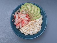 Sushi salad de kanicama