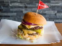 Hamburguesa american classic