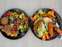 Combo - Top 3 salads
