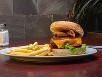 Tuesday T Burger