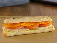 Sándwich de Pollo horneado