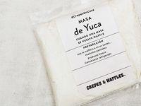 Masa de Yuca 250 gr