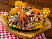 Picada mixta de carnes (para 2 personas)