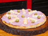 Pizza palmitos especial