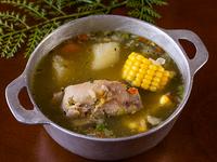 Sopa de pollo 24 oz