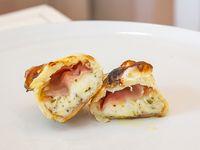 Empanadas de jamón y queso (3 unidades)