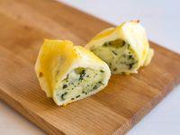 Empanadas de verdura y queso  (3 unidades)