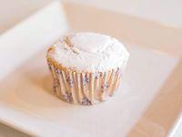 Muffins con dulce de leche