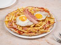 Pizzeta de la casa¡