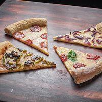 Promo - Armá tu pizza (4 porciones)