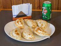 Promo 1 - 6 empanadas a elección + lata Pepsi 250 ml