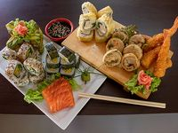 Promo My Sushi 3 (46 piezas)