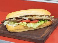 Sándwich de lomito lomón