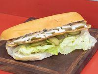 Sándwich de pechuga top