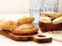 Empanadas de pollo al horno (6 unidades)