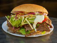 Sándwich peruano