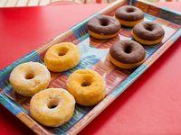 Mini donnuts horneadas x8