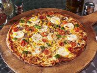 4 - Pizza brassi vegana