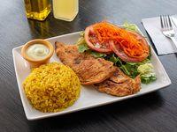 Pollo al plato