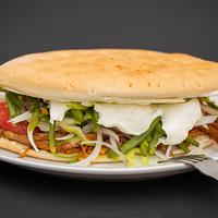 Sándwich Chavo del 8