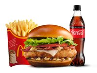 McCombo™ Club House  con Pollo Grill