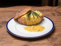 Sándwich de queso humacha