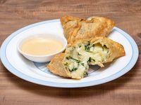 Empanadas de espinaca y queso (2 unidades)