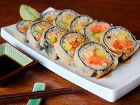 Tiger tempura roll (10 piezas)