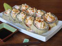 Kamikaze tempura roll (10 piezas)