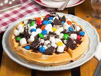 Waffle especial 2